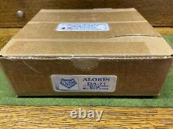 New! Aloris Da 71 Lathe Grooving Parting Quick Tool Post Holder Made In USA