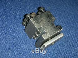 New Atlas Craftsman Dunlap 109 Lathe 6 Inch Lathe Turret Tool Post USA Made New