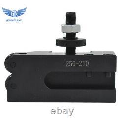 New BXA 250-222 Wedge Type Tool Post Holder Set Lathe 10-15