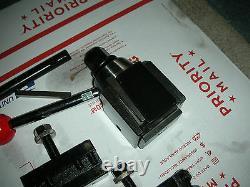 New Premium Atlas Craftsman 9-12 Lathe Quick Change Tool Post Set+tooling New