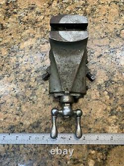 OUTSTANDING! Atlas Craftsman 12 Lathe Tool Post Compound 10-302 M77