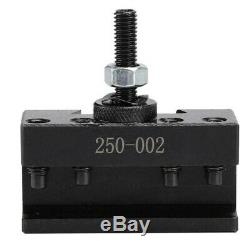 OXA Wedge Type 250-000 Tool Post Plus 001 002 004 holder For Mini Lathe up to 8