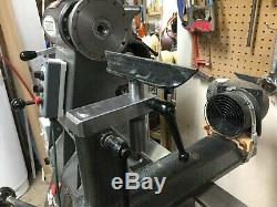 Offset fixture for tool rest wood lathe 1 post Heavy Duty (I make the L-Beaver)