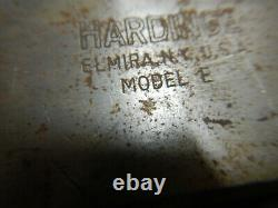 Older Hardinge Model E Tool Post Slide Assembly Single Axis For Metal Lathe