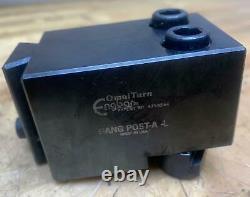 OmniTurn Engbar GANG POST-A, -L Quick change Tool Holder T-Nut, Lathe Tool