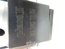 Phase II 13 to 18 Lathe Swing Wedge Type Quick Change Tool Post 250-333