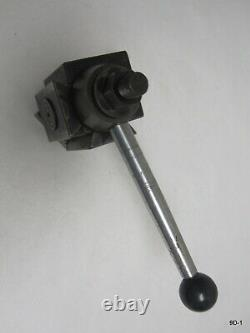 Piston Type Quick Change Tool Post For 6 to 12 Lathe Swing