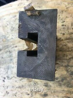 Possibly Large Colchester or Harrison lathe Rear tool post clamp