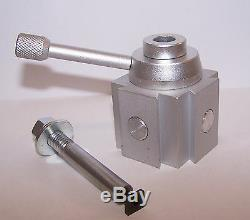 Quick Change Tool Post Fits Sherline NEW