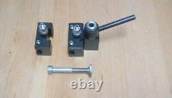 Quick Change Tool Post For Toyo ML210 Lathe