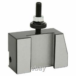 Quick-Change Tool Post Set Type #45 Steel Mini Lathe Accessories 250-000 M10