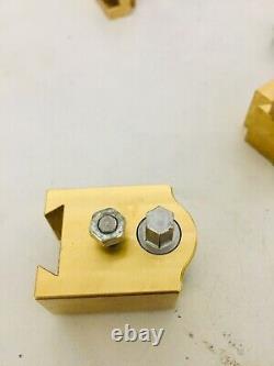 Quick Tools Post Watchmakers Lathe-Boley F1-Lorch WW-Lorch KD50-Bergeon 1766