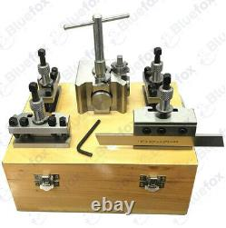 Quick change Tool Post System (T63 Suit Most Lathes) 25mm Opening