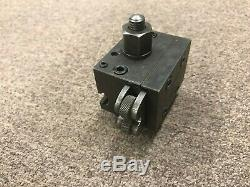 South Bend Lathe 10-in-1 tool post TBV100NK heavy 10 9 10K