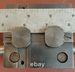 Suisse BORING BAR tool block holder post turret for SCHAUBLIN 102 Habegger lathe