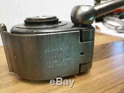 Swiss Multifix A toolpost Colchester Schaulblin Emco Myford Hardinge lathe