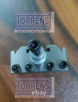 T-37 Quick Change Tool Post For Lathe 3 Pieces Set Hardened Ground Dixon type