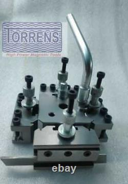 T-37 Quick Change Tool Post For my ford Lathe 5 Pieces Set Hardened Ground