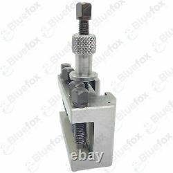 T1 HOLDER 25MM CAPACITY QUICKCHANGE TOOLPOST T63 FOR BOXFORD LATHES 4Pc