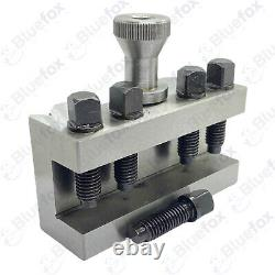 T2 Quick Change Tool Post Set 2 Holders Dixon Type Lathe 26mm