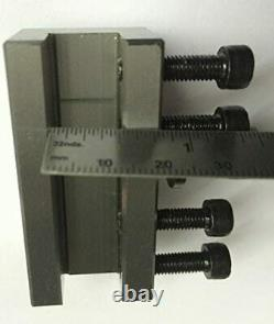 T37 Quick Change Tool Post Set+ 2 Holders-Myford & Lathe 90-115 mm Center Height
