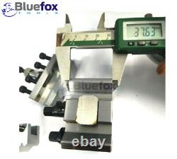 T37 Quick Change Toolpost 4 Pc For Myford Lathe Bluefox