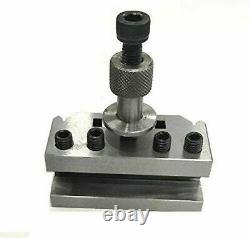 T51 T1 Quick Change Tool Post 3 Pc Set- Boxford, Warco & Size 125-150 MM Lathe