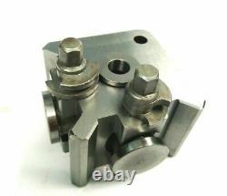 T51 T1 Quick Change Tool Post Set- Boxford, Warco & Similar Size 125-150 MM Lath
