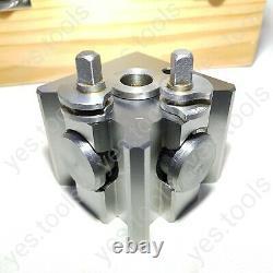 T63 Quick Change Tool Post Set Colchester Bantam 20mm Capacity Anchor
