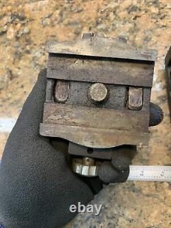 Tool Post Compound Carriage Sears Craftsman Atlas 6 Metal Lathe #109 619 K229