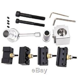 Tooling Package For Mini Lathe Quick Change Tool Post & Holders Tool