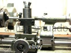 Unimat DB SL Mini Lathe Adjustable Tool Post & Tailstock Raising Block Custom