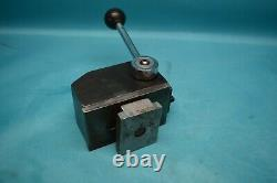 Used Kdk-150 Series Quick Change Lathe Tool Post