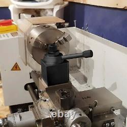 VEVOR 250-000 Wedge Tool Post for Lathe Swing 7.87/200 mm 6PCS Tool Holders