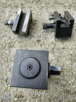 VTG Tripan 111 Quick change tool post and Holders JEWLERS TOOL SCHAUBLIN LATHE