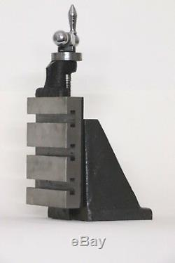 Vertical Milling Slide 100 x 125 MM Fixed Base 4 x 5 Lathe Toolpost Series