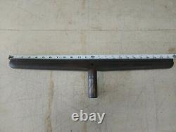 Vintage Antique Wood Lathe 24 Inch Tool Rest 1.19 Dia. Post Height 5 1/2
