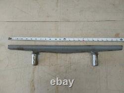 Vintage Delta Wood Lathe Double Post 24 Inch Tool Rest 1 Post CAT NO 694 DDL 57