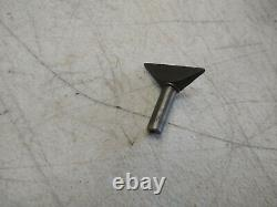 Vintage LEVIN Watchmakers Clock 8 mm Tool Rest Post 6.8 mm Dia
