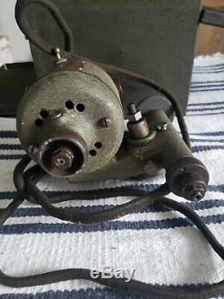 Vintage Tom Thumb DUMORE No. 14 Tool Post Grinder for Machinist's Lathe