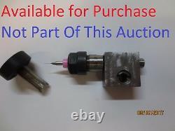 Watchmaker Jeweler Lathe Tool Post Tool Holder Quick Adjust Watchmakers Tool