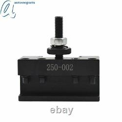 Wedge Type Tool Post Set OXA 250-000 For Mini Lathe up to 8